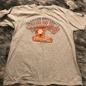 Clemson University Tigers Football T-shirt